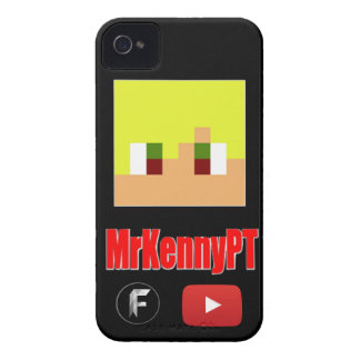 Capa para IPhone 4/4S MrKennyPT iPhone 4 Case
