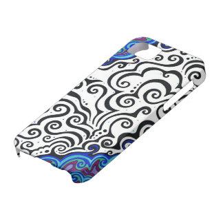 Capa permanente de hielo funda para iPhone SE/5/5s