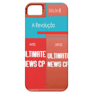 Capa Revista Ultimate News Cp p/ iPhone 5/5S iPhone SE/5/5s Case