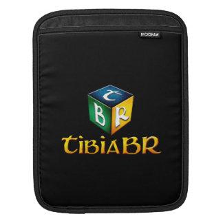Capa TibiabR para Ipad de tecido iPad Sleeve