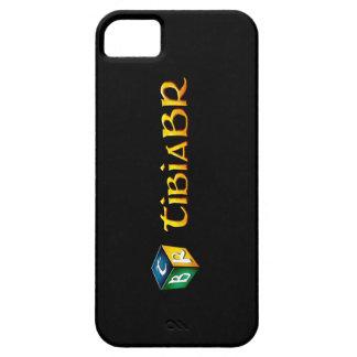 Capa TibiaBR para Iphone 5 Horizontal iPhone SE/5/5s Case