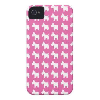 Capacitación (Westies) iPhone 4 Case-Mate Cobertura