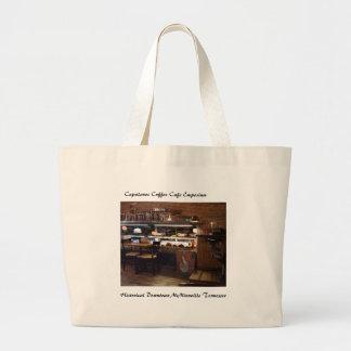 Capalanos Coffee Cafe Emporium Tote Bag