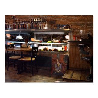 Capalanos Coffee Cafe Emporium Postcard