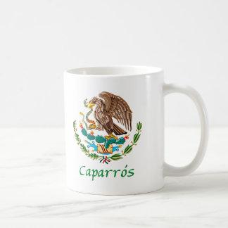 Caparrós Mexican National Seal Coffee Mug