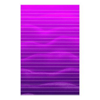 Capas de arena de la uva papeleria de diseño