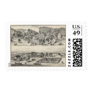 Capay property postage
