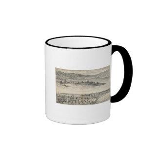 Capay Valley, Harlan farm Ringer Mug