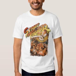Capcom Street Fighter Exclusive T-Shirt