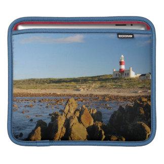 Cape Agulhas Lighthouse, Western Cape 2 Sleeve For iPads