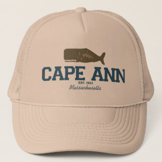 Cape Ann - Massachusetts. Trucker Hat
