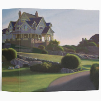 Cape Ann Morning 2013 Binder