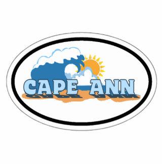 Cape Ann - Oval Design. Cutout