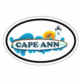 Cape Ann - Oval Design. Statuette