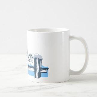 Cape Ann - Pier Design. Coffee Mug