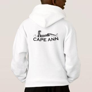 Cape Ann - Serpent Design. Hoodie