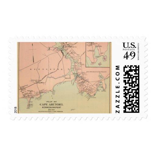 Cape Arundel, Kennebunkport, Maine Postage