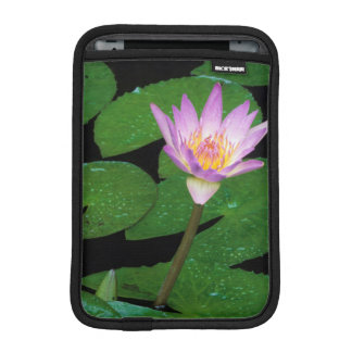 Cape Blue Water Lily (Nymphaea Capensis) Sleeve For iPad Mini