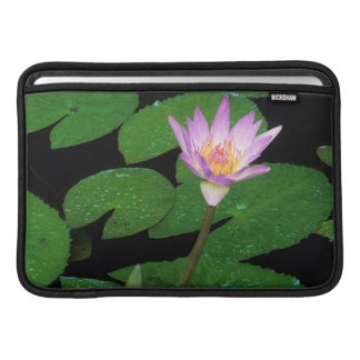 Cape Blue Water Lily (Nymphaea Capensis) Sleeve For MacBook Air