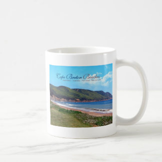 Cape Breton Beaches Coffee Mug