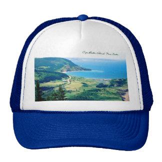 Cape Breton Coastline Mesh Hats