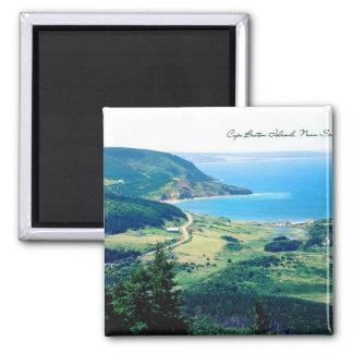 Cape Breton Coastline Magnet