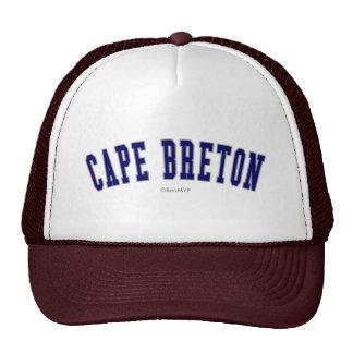Cape Breton Mesh Hats