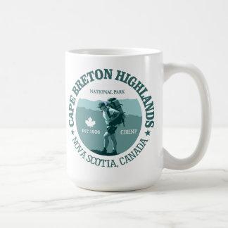 Cape Breton Highlands Coffee Mug