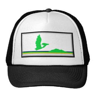 Cape Breton Island Flag Hat