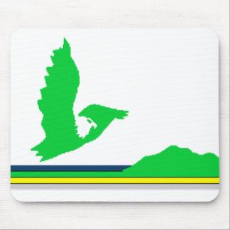 Cape Breton Island Flag Mousepad