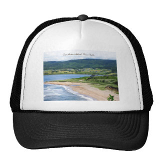 Cape Breton Island, Nova Scotia Mesh Hats