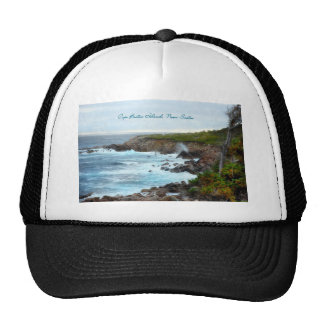 Cape Breton Island, Nova Scotia Trucker Hats