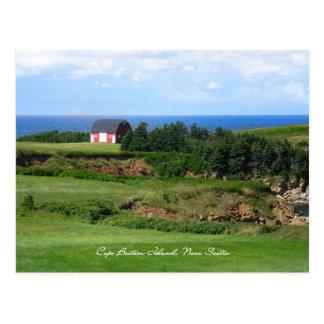 Cape Breton Island, Nova Scotia Postcard