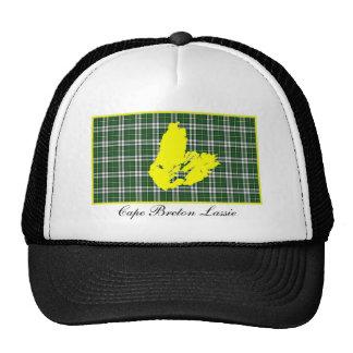 Cape Breton Lassie Mesh Hat