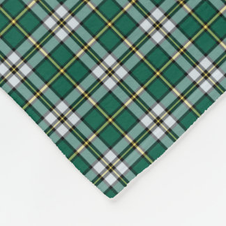Cape Breton Nova Scotia Tartan Fleece Blanket