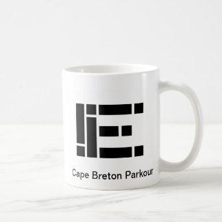 Cape Breton Parkour Mug