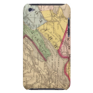 Cape Breton, Richmond counties, NS iPod Touch Case-Mate Case