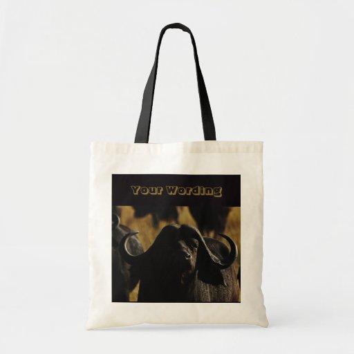 Cape Buffalo - big 5 bags