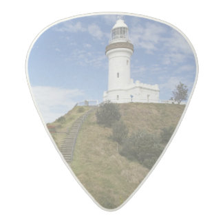 Cape Byron Lighthouse, Cape Byron (Australia's 2 Acetal Guitar Pick