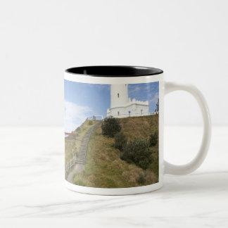 Cape Byron Lighthouse, Cape Byron (Australia's 2 Two-Tone Coffee Mug