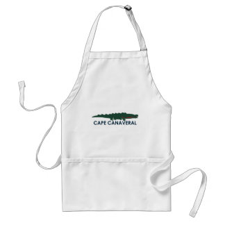Cape Canaveral - Alligator. Adult Apron