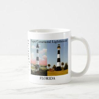 Cape Canaveral Lighthouse, Florida Mug