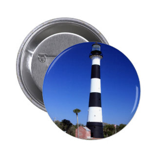 Cape Canaveral LIghthouse Pinback Button