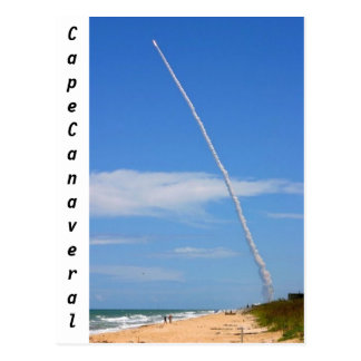 Cape Canaveral Post Card