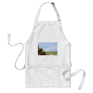 Cape Canaveral Rainbow Adult Apron