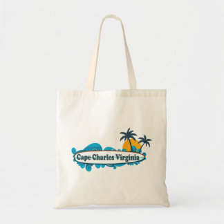 Cape Charles. Canvas Bag