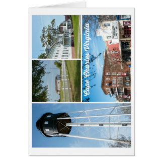 Cape Charles. Card