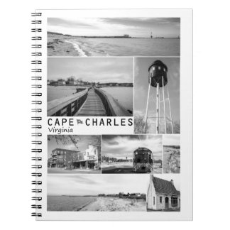 Cape Charles. Notebook