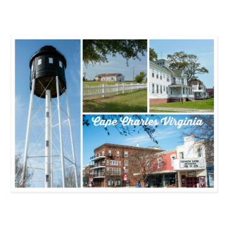 Cape Charles. Postcard