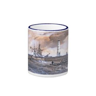 Cape Chersonese 1855 Coffee Mug